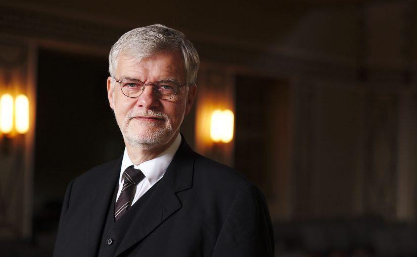 Trauerredner in Flensburg - Dirk Jansen
